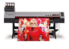 Mimaki Roll to Roll LED-UV Inkjet printer UJV100-160